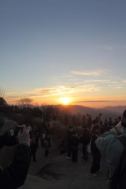 第46回 霊山初詣登山 (3)1133