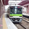 Photos: 都営新宿線船堀駅1番線 都営10-380F急行笹塚行き前方確認