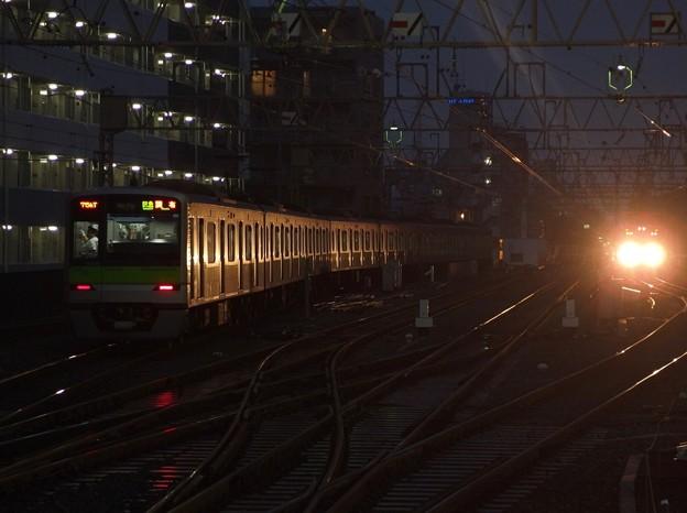 都営地下鉄10-300形の側面で遊んでみた。