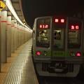 Photos: 京王新線幡ヶ谷駅2番線 都営10-270F急行新線新宿行き前方確認