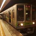 Photos: 都営新宿線西大島駅2番線 都営10-280F各停本八幡行き