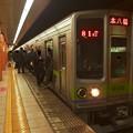 Photos: 都営新宿線西大島駅2番線 都営10-270F各停本八幡行き