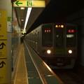 都営新宿線一之江駅2番線 都営10-280F各停本八幡行き進入(2)