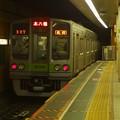 都営新宿線篠崎駅2番線 都営10-280F各停本八幡行き(3)