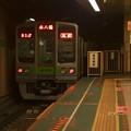 写真: 都営新宿線大島駅4番線 都営10-270F各停本八幡行き(2)