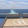 Photos: 新潟港を後にして