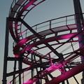 Photos: ピンクコースター