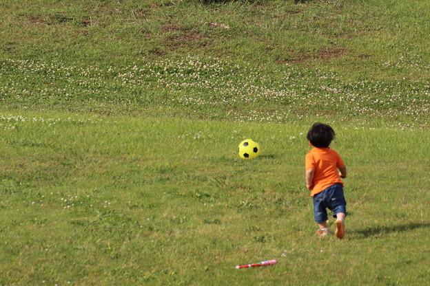 野球よりサッカー