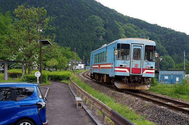 シーズンオフの樽見鉄道(2)