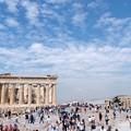 写真: パルテノン神殿