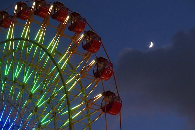 ロマンティックな夜♪