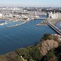 写真: 江の島シーキャンドルから1