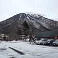 Photos: 雪と山