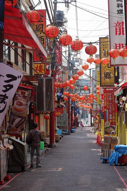 中華街脇道2