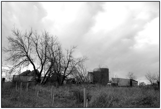 The Silos under the Cloud 10-25-14