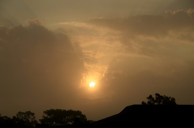 The Sunrise 4-1-17