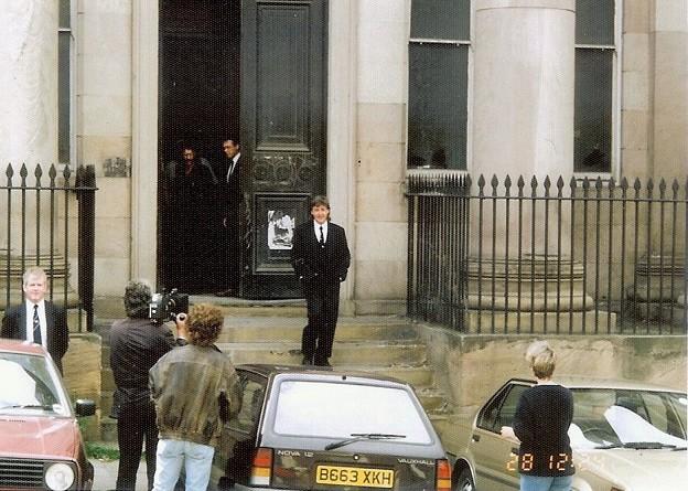Paul at Liverppol Institute_28-6-1991