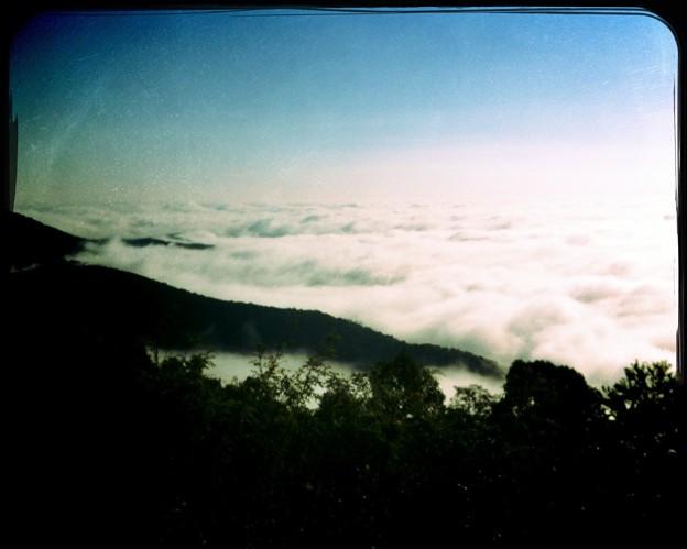 写真: Rock Castle Gorge Overlook II 10-14-17