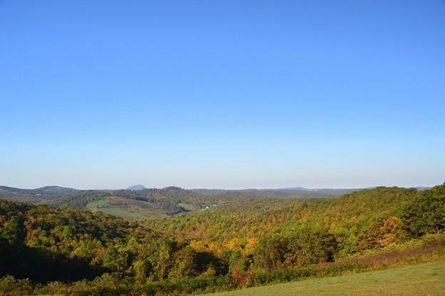 写真: The Saddle Overlook I 10-14-17