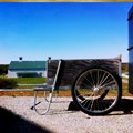 写真: A Wheelbarrow 10-17-17