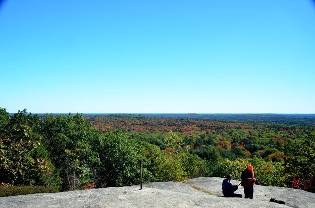 Bradbury Mountain Summit 10-17-17