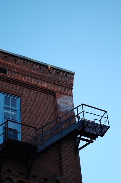 Photos: 蔵だしの建物 Milk St. あたり