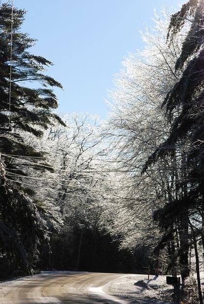 写真: Ice Storm 08