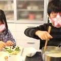 子どもの料理