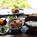 Photos: 山の茶屋楽水の食事