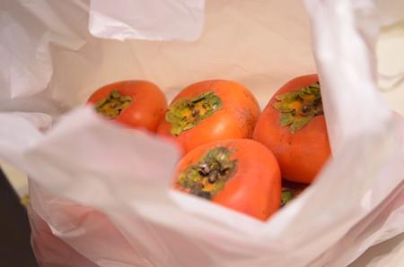 熟し柿 (5)