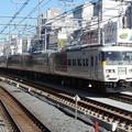 上野東京ライン 試運転