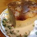 Photos: お年賀はリンゴヨーグルトケーキです♪
