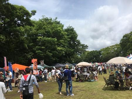 かわせみマルシェ@柿田川公園