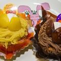 Photos: 今日のデザート コージーコーナーのモンブラン