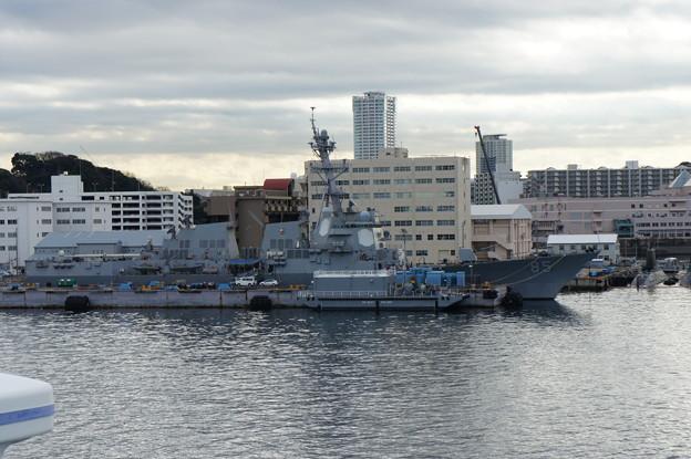 アレイバーグ級ミサイル駆逐艦マッキャンベルDDG-85