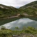 写真: 八方池