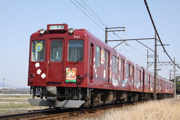 養老鉄道600系(東海にゃらん号)