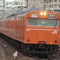 103系LA04編成(野田駅撮り)