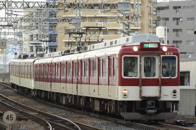 写真: 近鉄6200系 準急河内長野