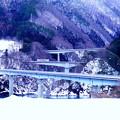 Photos: 鉄道のある風景:會津鉄道