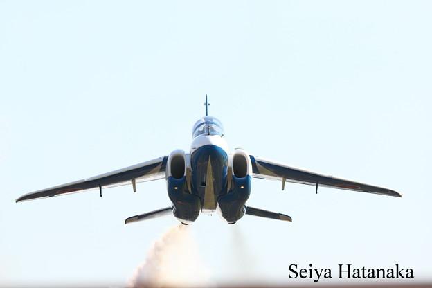 超低空離陸 ブルーインパルス 5番機