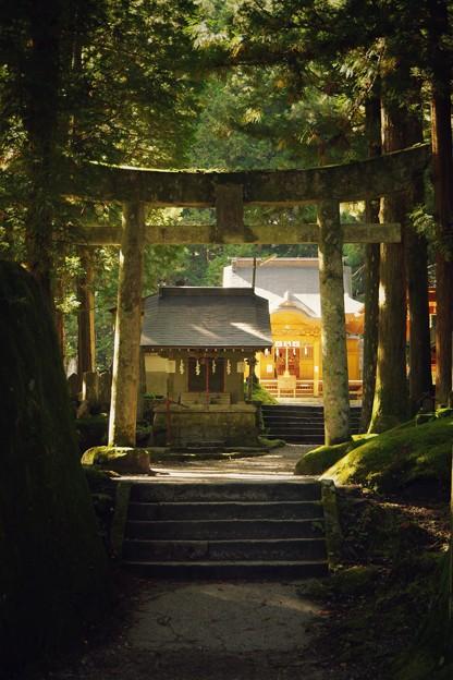 甲斐駒ヶ岳神社