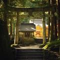 写真: 甲斐駒ヶ岳神社