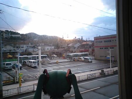 枕崎の初日の出、こんな感じです。雲が邪魔してお日様見えません。 ...