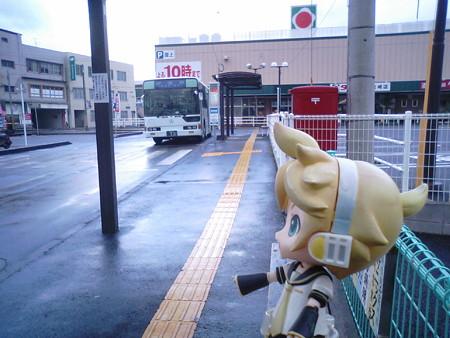 レン:「え、伊集院まで行くバスなのに、途中で降りるの?」 ■枕崎...
