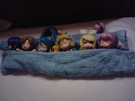 それでは、おやすみゅー☆彡