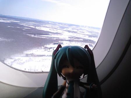 ドヒャーーー降りるゥゥゥゥゥ!!www ミク:「そりゃあ着陸しな...