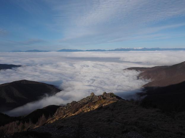 雲の上の出会い