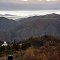 写真: 金秋之日出雲海
