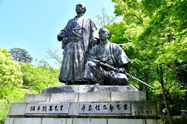 2017_0504_124006 坂本龍馬先生 中岡慎太郎先生